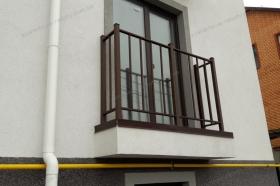 Сварка ограждения, перила балкона