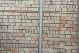 Основание и колонна осветительного стоба из опескоструенной нержавеющей трубы