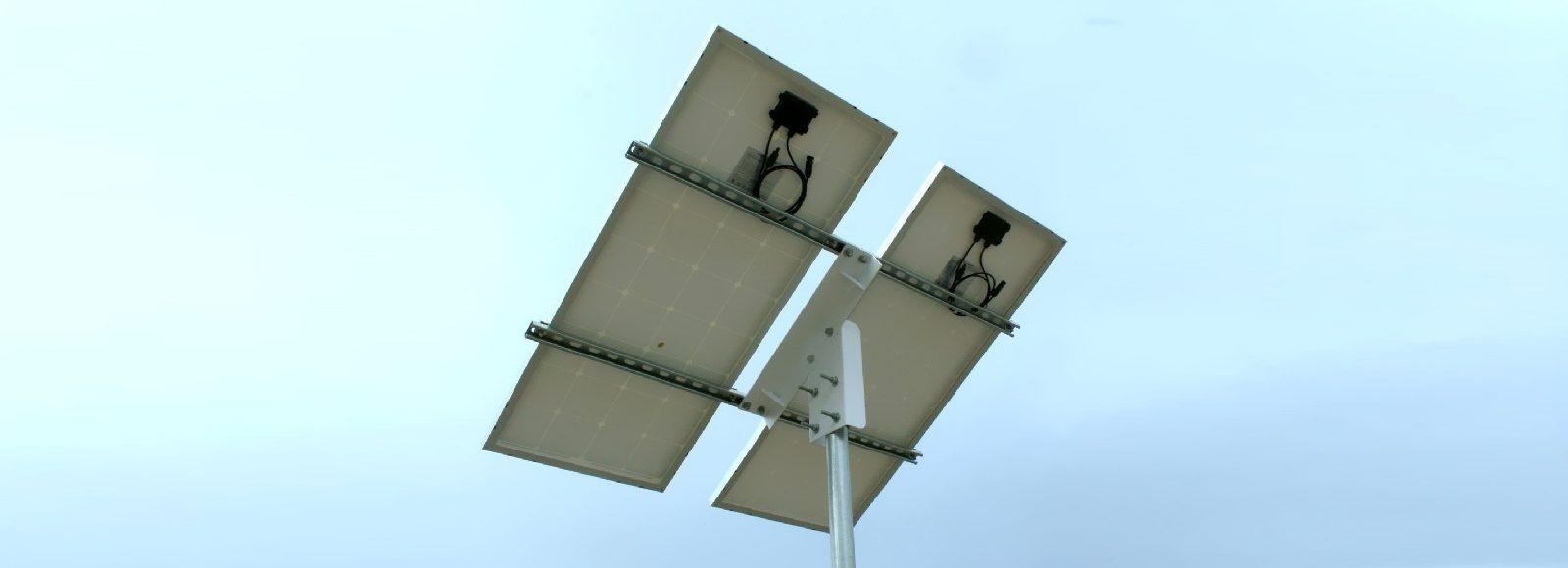 Опоры для монтажа солнечных панелей