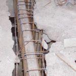 Усиление плит перекрытия