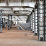 Усиление бетонных несущих столбов